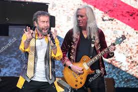 Paul Rodgers Howard Leese Bad Company Editorial Stock Photo - Stock Image |  Shutterstock