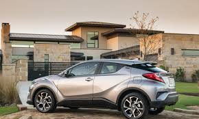 Toyota C-HR Gets Tech+Styling Upgrades and a New Grade Strategy for 2019 -  Toyota USA Newsroom