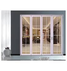 glass doors folding door