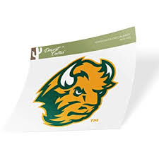 Amazon Com North Dakota State University Ndsu Bison Thundering Herd Ncaa Vinyl Decal Laptop Water Bottle Car Scrapbook Sticker 005 Computers Accessories