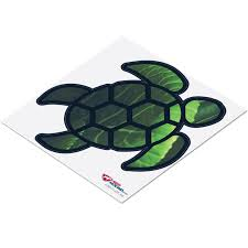 Red Hound Auto Sea Turtle Leaf Green Sticker Decal Wall Tumbler Cup Window Car Truck Laptop 2 5 Inches Walmart Com Walmart Com