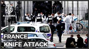 Knife attack in Nice sends France into ...