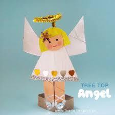 tree top angel craft the craft train