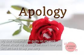 sincere sorry messages for wife r tic sorry messages for her