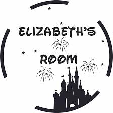 Design With Vinyl Walt Disney Princess Castle Cartoon Wall Decal Wayfair