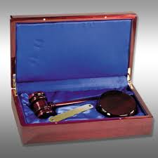 gavel award rosewood box jsgs 10