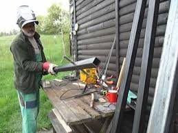 Welding Fence Posts Part 1 Youtube