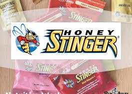 sweeten the burn with honey stinger