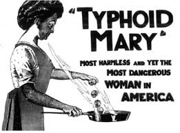 Typhoid Mary Mallon – Villain or Victim? | PAUL ANDREWS