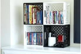 How To Create The Best Milk Crate Shelves