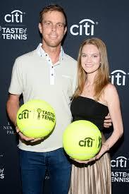 Sam Querrey, Abby Dixon - Sam Querrey and Abby Dixon Photos - Citi Taste Of  Tennis - Arrivals - Zimbio