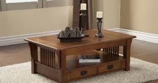 coffee table alpine furniture