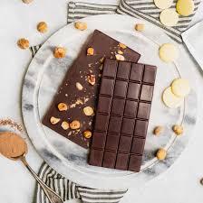 homemade vegan chocolate bars 5