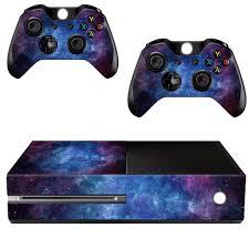 Nebula Protective Vinyl Skin Decal Cover For Microsoft Xbox One Console 2 Controller Wrap Sticker Skins Walmart Com Walmart Com