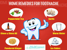 home remes for toothache home