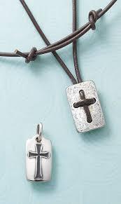 james avery cross necklace