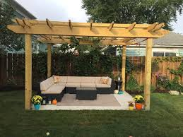 61 pergola plan designs ideas free
