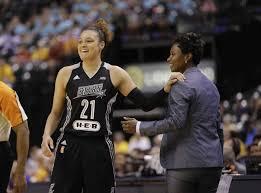 WNBA preview: Stars at New York - San Antonio Express-News