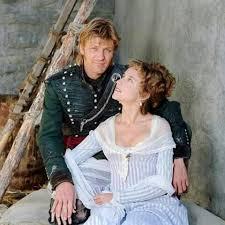 Sean & third wife, Abigail Cruttenden played husband & wife on Sharpe. |  Classic movie stars, Sean bean, Hollywood actor