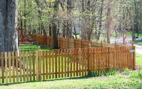 Dog Ear Picket Fence 2 Baltimore By Mid Atlantic Deck And Fence