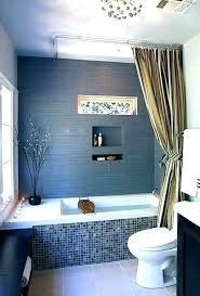 gray bathroom ideas brown white