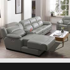 china furniture leather recliner