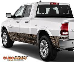 Beach Truck Window Wrap Perforated Decal Or Tailgate Wrap Graphic Decal