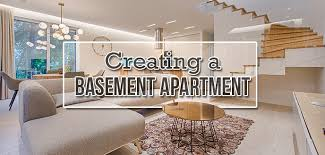 converting a basement into an apartment
