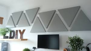 high performance diy acoustic panels