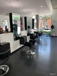 modern hair salon this location