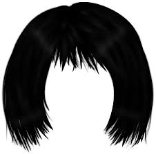 Cartoon Hair Transparent & PNG Clipart Free Download - YWD