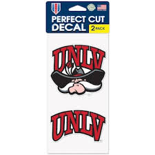 University Of Nevada Las Vegas Car Accessories Hitch Covers Rebels Auto Decals College Basketball Store