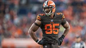 Browns DE Myles Garrett given back access to Berea facility after being  barred from suspension