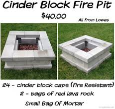 easy and diy outdoor fire pit ideas