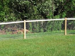 17 Awesome Hog Wire Fence Design Ideas For Your Backyard