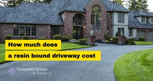 how much does a resin driveway cost in uk