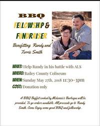 ALS Fundraiser and BBQ for Randy and Terrie Smith - Home | Facebook