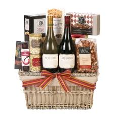 napa valley pinots gift baskets