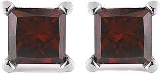 parikhs round cut red diamond solitaire