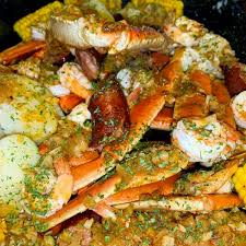 Garlic Butter Crab Recipes