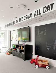 Playroom Chalkboard Design Ideas