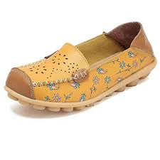 womens leather loafers moccasins
