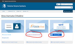 STS – Sistema Tessera Sanitaria: come accedere alle ricevute per ...