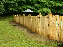 Protection Fence Co Wood Fences Cedar Protection Fence Co