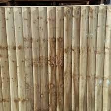 Feather Edge Fence Panels Oakdale Fencing Ltd