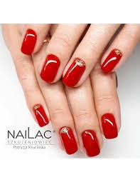 Klasyczny Czerwony Lakier Hybrydowy 065 Nailac
