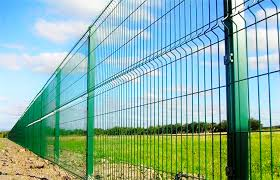 Supply Fence Panels Pvc Coated Wire Mesh Field Galvanized Bend Fence Mesh Factory Quotes Oem
