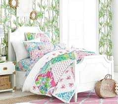 pottery barn kids bedding queen for