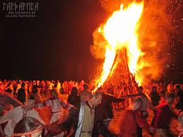 КУПАЛА - древний Славянский праздник в день летнего Солнцестояния.