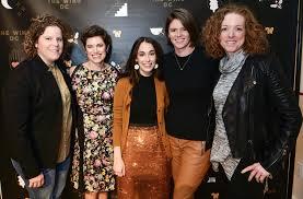 Pia Carusone, Audrey Gelman, Kasie Hunt, Giovanna Gray Lockhart, Alison  Jaslow - Pia Carusone and Kasie Hunt Photos - Zimbio